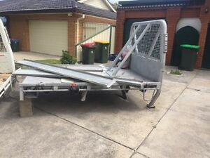 Landcruiser ute tray heavy duty Georges Hall Bankstown Area Preview