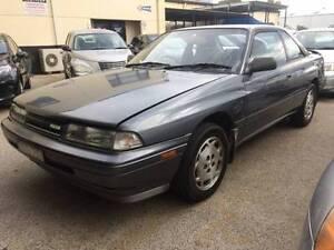 1992 Mazda MX6 Coupe Turbo Automatic Waratah Newcastle Area Preview