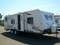 2013 Forest River Wildwood X-Lite 26BH Travel Trailer