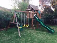Outdoor swing set slide for kids Parramatta Parramatta Area Preview