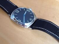 Precista 'Italian' watch on ABP strap