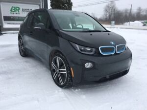 2014 BMW I3 LOUNGE TECHNOLOGIE