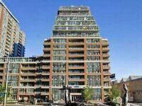Spacious 2Bdrm+Den, 2Bath @85 East Liberty -Great Layout & Views