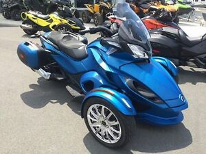 2015 Can Am Spyder ST LTD