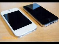 Apple iPhone 4s - 16GB - Black Or White (Unlocked) Smartphone
