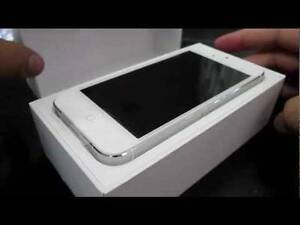 """iPhone 5 """"White"""", good condition in box. 16gig Palmwoods Maroochydore Area Preview"""
