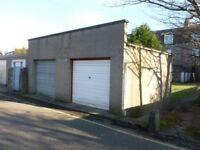 Lock up garage to let for storage, Union Grove Lane, Aberdeen, near Devonshire Road Forest Avenue
