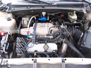 2000-2002 3800 supercharged engine