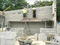 Looking for experienced brick and bloclayers up to$45 per hour