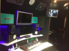 Music Studio Space - Time Share Available