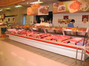Fish cases, Pastry cases, Deli cases, Open cases, Gelato cases. Yellowknife Northwest Territories image 10
