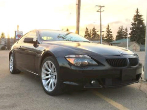 BMW 650i Coupe. Extensive maintenance history!
