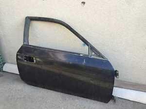 97-01 Honda Prelude Passenger Door Black