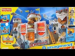 Fisher-Price Imaginext Eagle Talon Castle. Hard to find toy