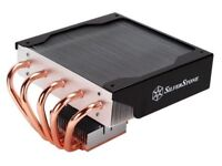Silverstone Nitrogen NT06-E CPU cooler LGA1366 LGA1156 boxed and new (2 available)