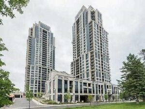 Tridel Luxury Condo, Spacious Split Two Bedrooms Layout