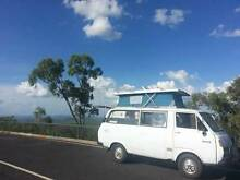 1976 Toyota Hiace PopUp Cooktown Cook Area Preview