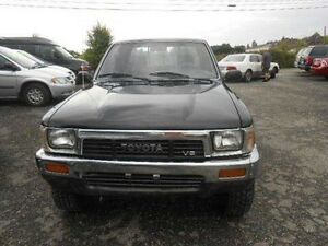 91 Toyota pickup 22re automatic