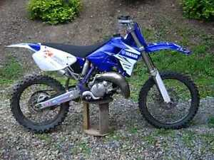 Looking for a 85 - 2000 2 stroke dirtbike