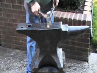 Lost! Large Anvil needed for daily work!