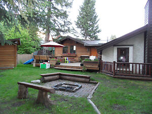 3 bedroom home for rent in downtown Canmore