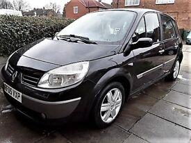Renault Scenic 2005 1.6 Petrol £250