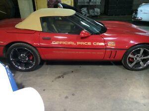 1986 Corvette Indy Pace Car