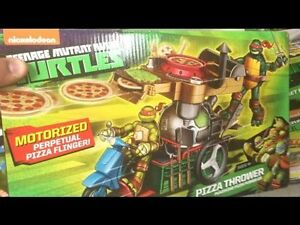 Teenage Mutant Ninja Turtle Toys Brand New in Boxes! 2 Days Only