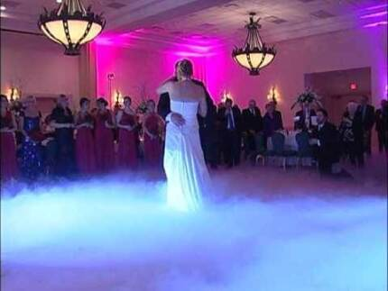 Dry Ice Low Lying Fog for your wedding or event. Campbelltown Campbelltown Area Preview