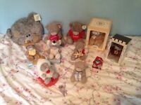 Various Me To You soft toy bears
