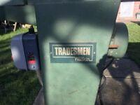 Wadkin tradesman wood turning lathe