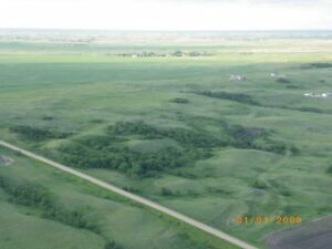 acreages (serviced lots) near Regina in Qu'Appelle Valley