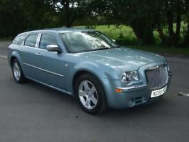 CHRYSLER 300C 3.0 V6 CRD AUTOMATIC TOUR DIESEL AUTOMATIC CLEARWATER BLUE 2010
