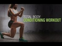 Total BODY CONDITIONING group fitness class  South Edmonton