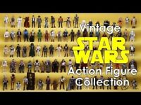 WANTED! Vintage Star Wars toys etc 1977-1985 private collector cash waiting