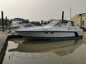 Low Hours..1987 Trojan 10 meter (33 ft though like a 40 ft boat)
