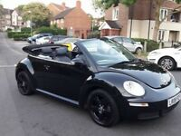 2008 Volkswagen Beetle Convertible 2.0-MILEAGE 36K-AUTOMATIC