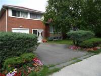 Great Area 4 Bedroom House Finished Bsmnt At Sheppard/Don Mills