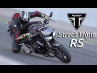 *REDUCED* Triumph STREET TRIPLE 765 RS - Almost brand new!