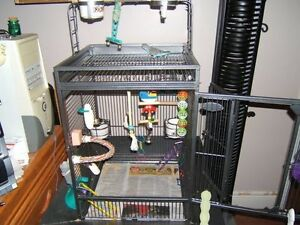 Ez Care bird cage