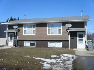 Centrally Located 3 BR Duplex, AB Side includes Wifi & Satellite