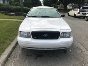 2009 Ford Crown Victoria Fuel flex Other