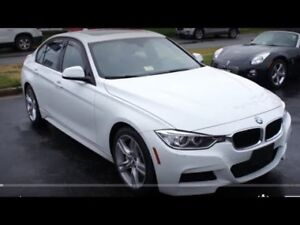 2013 BMW 335xi M - M Package AWD Xdrive Sedan - Manual 6spd