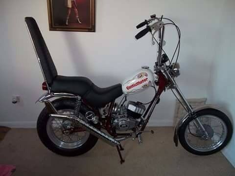 Fantic Chopper 50cc In Bridgwater Somerset Gumtree
