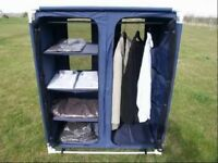 Portable Camping Wardrobe by Outbound