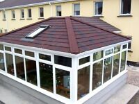 Insulated, Tile Effect and Solid Conservatory Roofs Conversions... Guardian Warm Roof Conservatory.