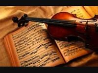 Violinist / Fiddle Player For Hire