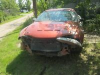 1996 Mitsubishi eclipse Coupe (2 door) for parts