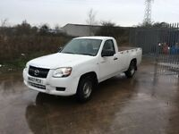 Mazda BT50 Single Cab pick up