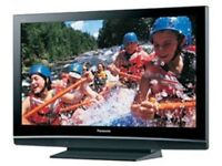 """37"""" PANASONIC VIERA HD TV WITH BUILT IN FREE VIEW IN GREAT CONDITION"""